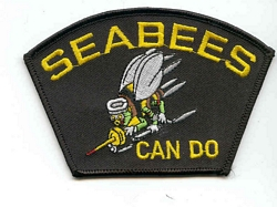 Seabees Patches